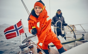Clipper Round the World Race: The Essential Clothing from Musto